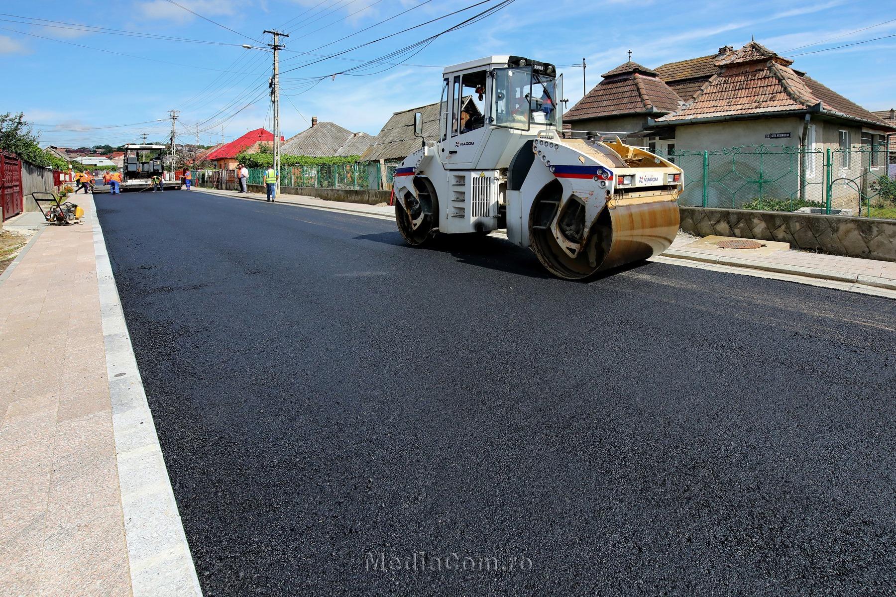 Agentia Cluj continua lucrarile in Turda