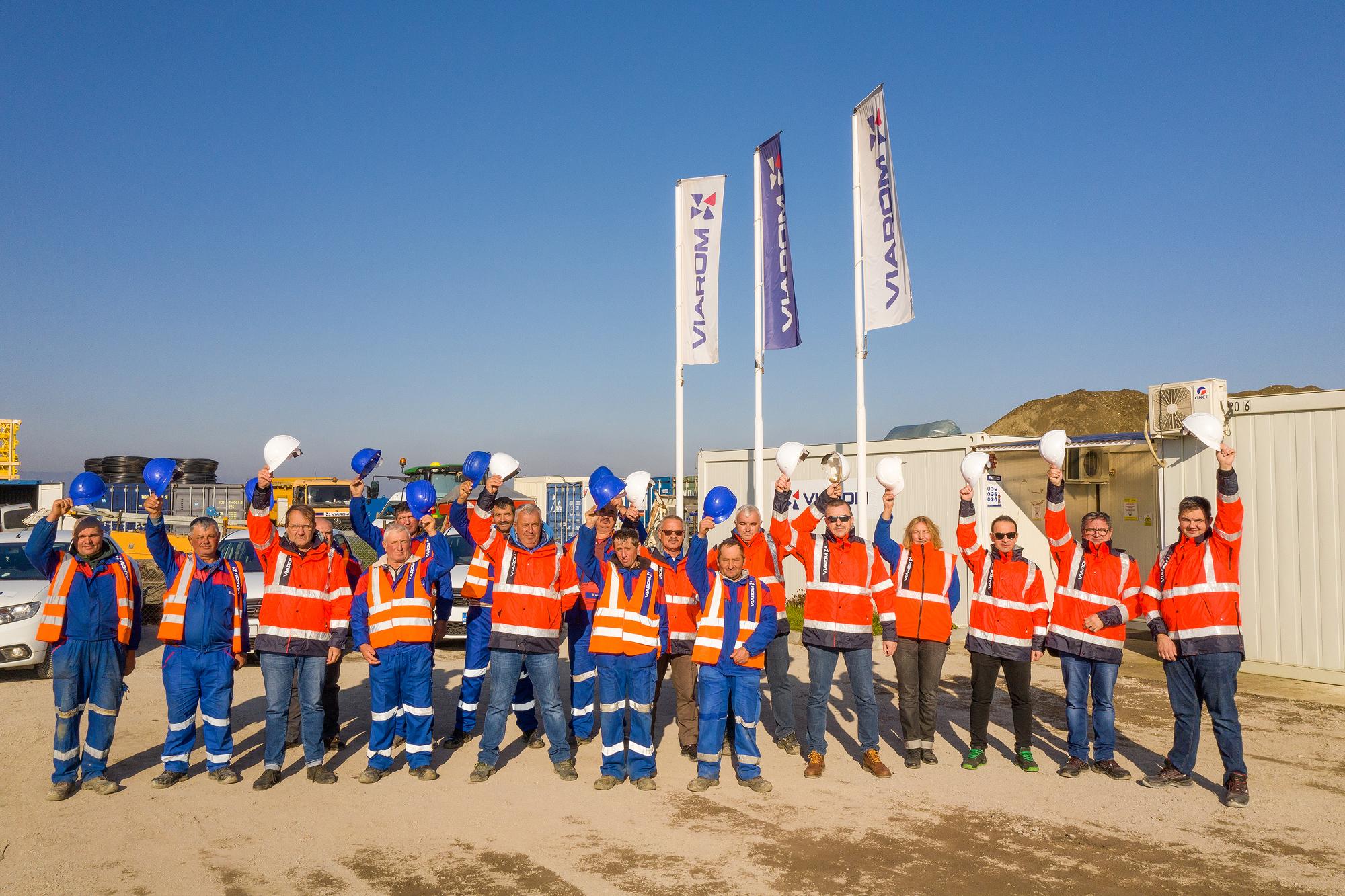 Finalizare proiect Aeroport International Brasov