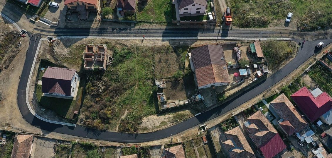 Modernizarea strazilor din Municipiul Turda