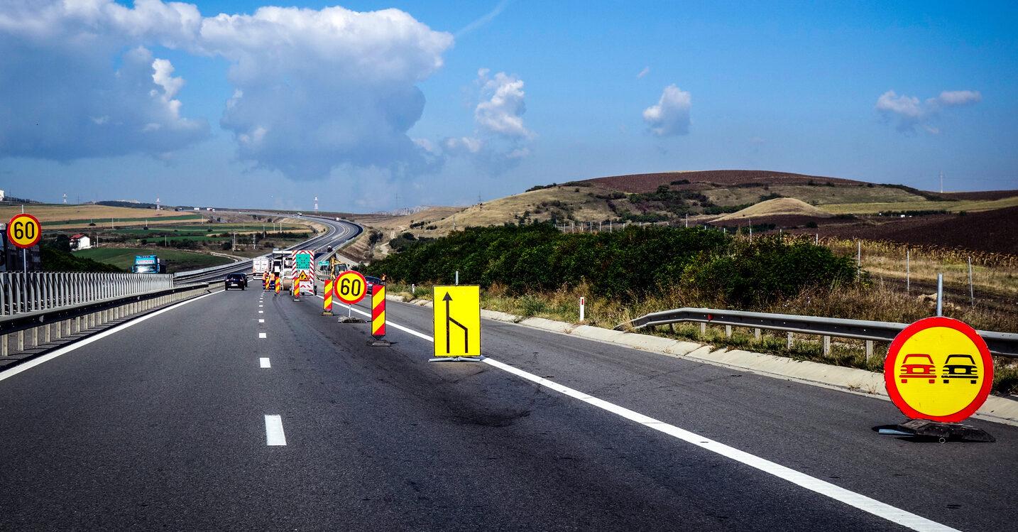 Reabilitarea infrastructurii rutiere – Zona Industriala Iasi